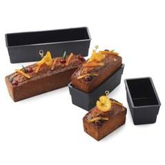 Forma Chec (Cake), EXOGLASS®, 300 x 80 x 80mm - Matfer