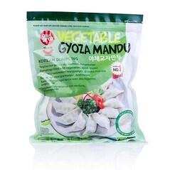 Gyoza Mandu cu Legume, Congelate, 40buc., 540g -  All Groo
