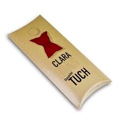 Laveta din Microfibre pentru Lustruit Pahare, Rosie - Clara
