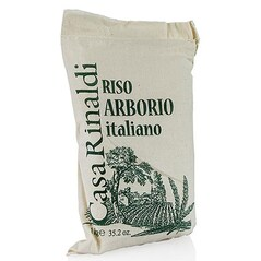 Orez Arborio Superfino, cu Bob Rotund, pentru Risotto, 1 Kg - Casa Rinaldi