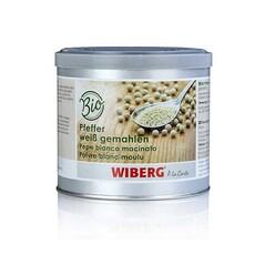 Piper Alb, Macinat, BIO, 220g - Wiberg