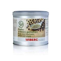 Piper Negru, Macinat, BIO, 220g - Wiberg
