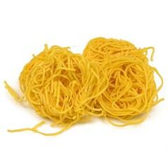 Spaghettini cu Oua, Proaspeti, 2mm, 500g - Pasta Sassella