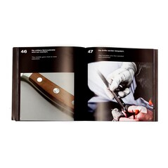 The Knives, the Cutlery Handbook