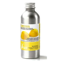 Colorant Alimentar Natural CURCUMA, Lichid, Liposolubil, 100ml - SOSA1