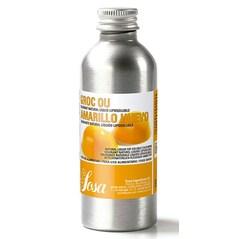 Colorant Alimentar Natural GALBEN-GALBENUS, Lichid, Liposolubil, 100ml - SOSA
