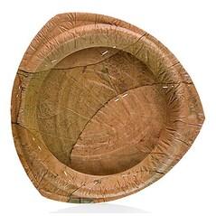 Farfurie din Frunze de Palmier, Unica Folosinta, ø 18cm, 100 buc.