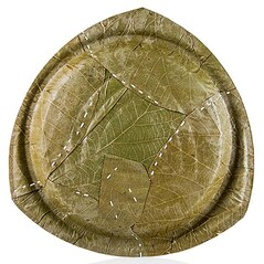 Farfurie din Frunze de Palmier, Unica Folosinta, ø 25cm, 75 buc.1