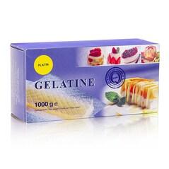 Gelatina in Foi, Platin, cca. 500 Foi (230 Bloom), 1 Kg - EWALD