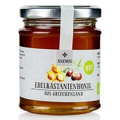 Miere de Castan Comestibil, Grecia, BIO, 270g - Anemos
