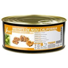 Nuci de California Caramelizate, Jumatati de Miez, 1Kg - SOSA