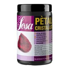 Petale de Trandafir Cristalizate, 300 g - SOSA