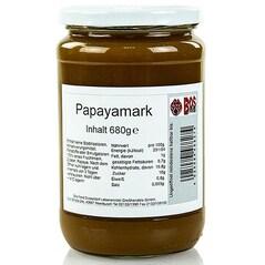 Piure de Papaya, Fin, 680g - Bos Food