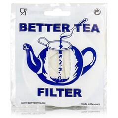 Strecuratoare din Panza, pentru Ceai, Better Tea Filter No. 1, Ø 7cm1