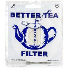 Strecuratoare din Panza, pentru Ceai, Better Tea Filter No. 2, Ø 9cm1