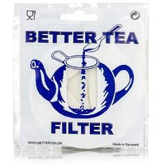 Strecuratoare din Panza, pentru Ceai, Better Tea Filter No. 3, Ø 11cm1