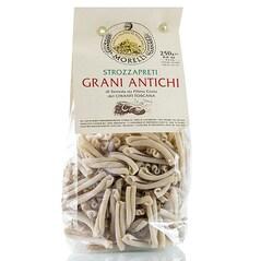 Strozzapreti Grani Antichi, Toscana, 250 g - Morelli 1860, Italia