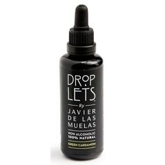 Aroma Naturala de Cardamom Verde, 50g - Droplets1
