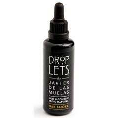 Aroma Naturala de Fum de Stejar, 50g - Droplets1