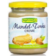 Crema de Migdale cu Tonka, BIO, 250g - Rapunzel
