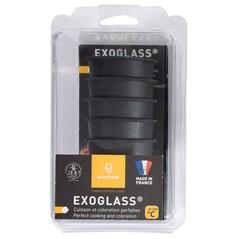 Forma pentru Dariole/Baba, EXOGLASS®, ø 50mm, Set 6 buc. - Matfer