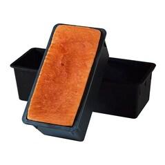 Forma pentru Paine de Sandwich, Fara Capac, EXOGLASS®, 25 x 9 x 7,5cm - Matfer1