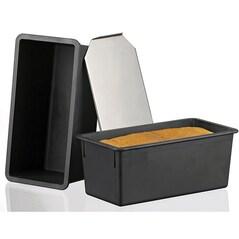 Forma pentru Paine de Sandwich, cu Capac, EXOGLASS®, 100 x 120 x 400mm - Matfer