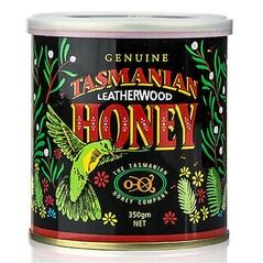 Miere de Leatherwood, Tasmania, 350g - Tasmanian Honey Company