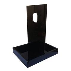 Oliviera din Plexiglas Negru - LA Oro