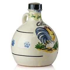 Ulei de Masline Extravirgin, Antica Masseria, Vas Ceramica Gallo, 250ml - Caroli