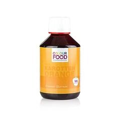 Colorant Alimentar Portocaliu-Caroten, Lichid, Vegan, 250g - Colour Food