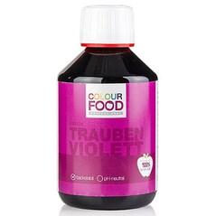 Colorant Alimentar Violet, Lichid, Vegan, 250g - Colour Food