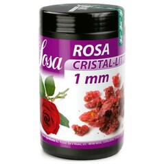 Flori de Trandafir Cristalizate 1 mm, 3 Kg - SOSA