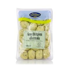 Gnocchi di Patate, cu Rucola, 500g - Pasta Sassella
