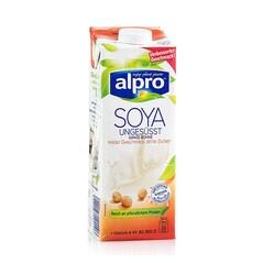 Lapte de Soia, Neindulcit, 1 l - Alpro