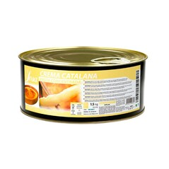 Pasta Concentrata de Crema Catalana, 1.5 Kg - SOSA