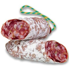 Carnat Crud-Uscat (Saucisson) cu Fenicul, 135g - Terre de Provence