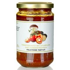 Sos Tomat cu Hribi si Trufe de Vara, 280g - Palaticho Tartufi