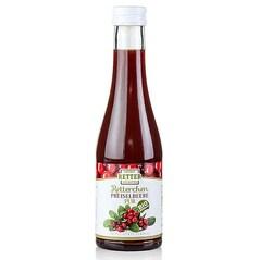 Suc de Merisoare (Cranberry), BIO, 200ml - Obsthof Retter