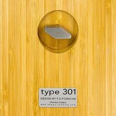 Bloc (Suport) pentru Cutite, Lemn de Bambus - Chroma Type 301 by F.A. Porsche