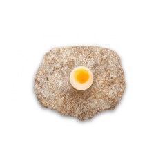 Bol in Forma de Ou, Borosilicat, Eggs, 65ml, Ø 5 x 6cm, Set 6buc. - 100% Chef, Spania