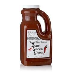 Bone Suckin´ BBQ Sauce Hot, 1,89 litri - Ford´s Food