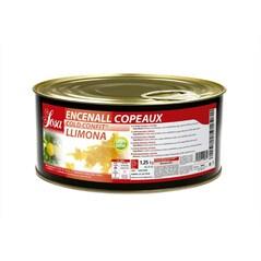 Coaja Rasa de Lamaie, Fasii, COLDCONFIT®, 1,25Kg - SOSA