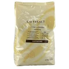 Masa (Pasta) Decor cu Gust de Cappuccino, pastile, 2.5Kg - Callebaut1