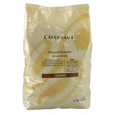 Masa (Pasta) Decor cu Gust de Caramel, pastile, 2.5Kg - Callebaut1
