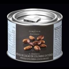 Boabe de Cacao de Columbia Integrale, 70g - Le Comptoir des Poivres