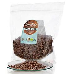 Cacao Nibs (Boabe de Cacao Maruntite), BIO, 250g - SoloCoco
