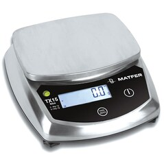 Cantar Electronic NEO TX (15 Kg/2 g) - Matfer