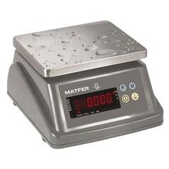 Cantar Electronic SM6 (6 Kg/0,5 g) - Matfer