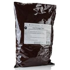Ciocolata Amaruie BIO, 70% Cacao, Cru Virunga Congo, Pastile, 2Kg - Original Beans